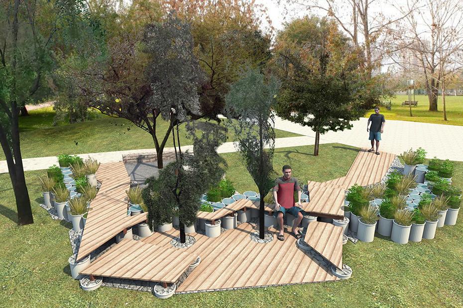 concurso paisajismo ucla jardineraud
